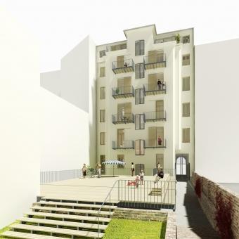 Rezidence GROHOVA - Stavba zahájena