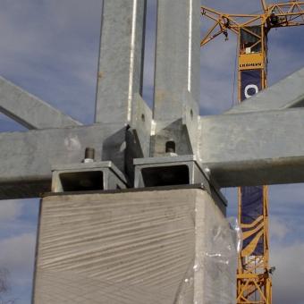 OKO Kohoutovice - Průběh výstavby říjen - listopad 2016