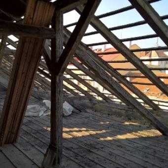Rezidence GROHOVA - Rekonstrukce v plném proudu