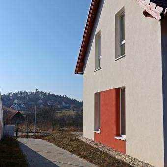 Rodinné domy Kanice